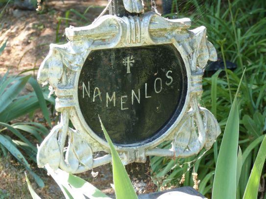 Gedenken an einen Namenlosen