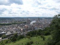 Blick auf die Stadt von der Zitadelle aus