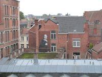 Blick vom Dach des Museum Leuven