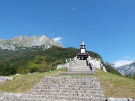 Heiliggeist-Kirche in Javorca